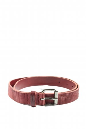 Esprit Belt Buckle red casual look