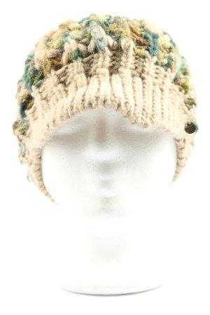 Esprit Crochet Cap cable stitch casual look