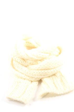 Esprit Crochet Scarf cream casual look