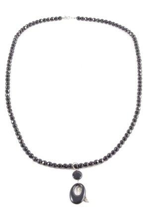 Esprit Halskette schwarz Elegant