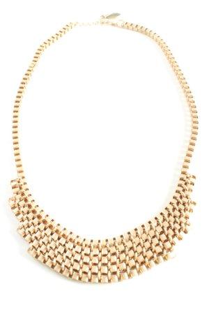 Esprit Cadena de cuentas color oro elegante