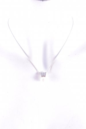 Esprit Necklace silver-colored elegant