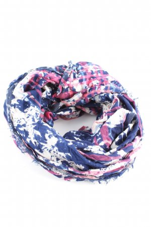 Esprit Halsdoek abstract patroon casual uitstraling
