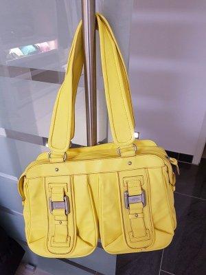 Esprit Bowlingtas geel-sleutelbloem
