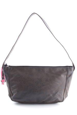 Esprit Handtasche dunkelbraun-braun Casual-Look