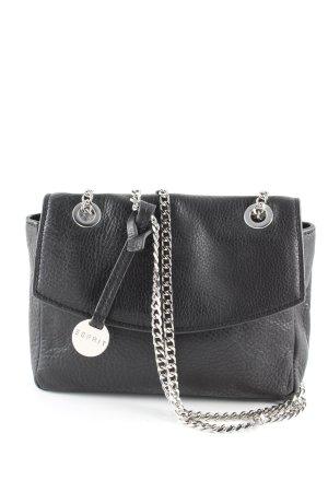 Esprit Handtasche schwarz Casual-Look