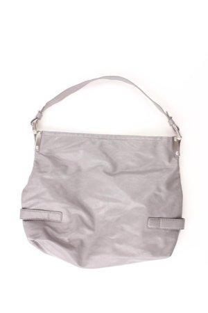 Esprit Handtasche grau aus Polyurethan