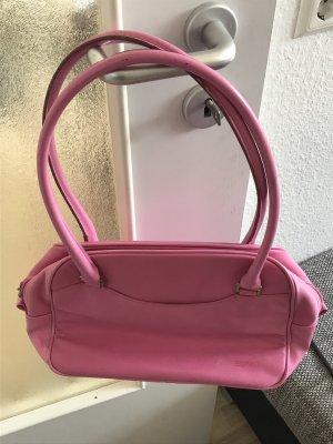 Esprit Handtasche in rosa, schöne Größe!