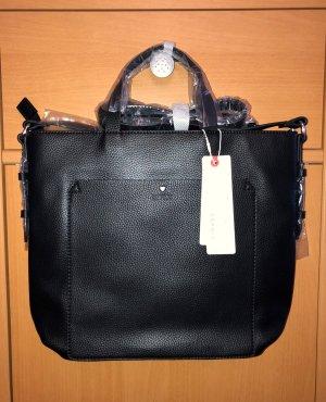 Esprit Handtasche Nell City Bag schwarz Neu m. Etikett