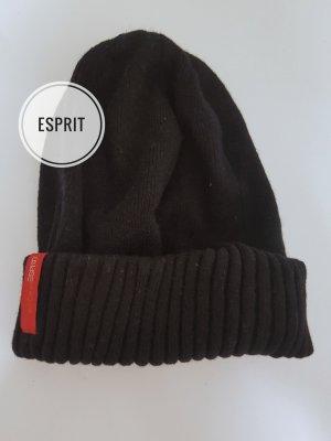 Esprit Cappello di lana nero
