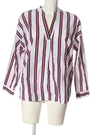 Esprit Hemd-Bluse Allover-Druck Business-Look