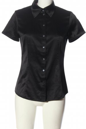 Esprit Hemd-Bluse schwarz Business-Look