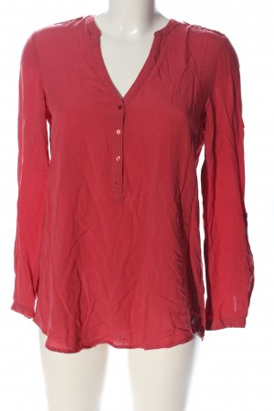Esprit Hemd-Bluse rot Business-Look