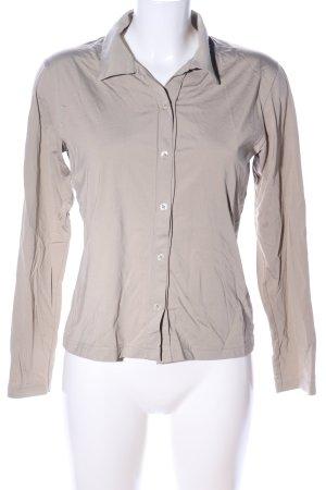 Esprit Hemd-Bluse wollweiß Casual-Look