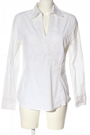 Esprit Hemd-Bluse weiß Elegant