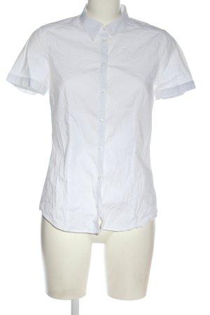 Esprit Hemd-Bluse weiß Business-Look