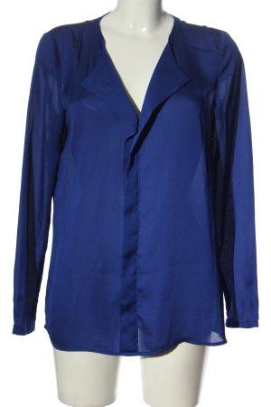 Esprit Hemd-Bluse blau Elegant
