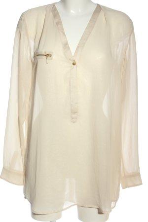 Esprit Hemd-Bluse creme Business-Look