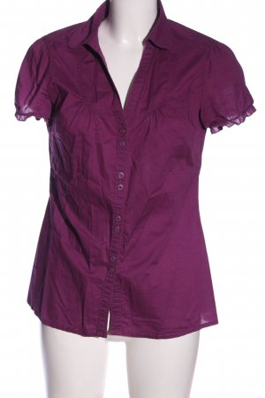 Esprit Hemd-Bluse lila Elegant