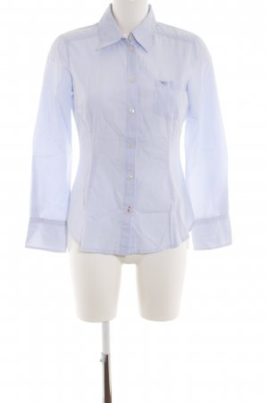 Esprit Hemd-Bluse blau Business-Look