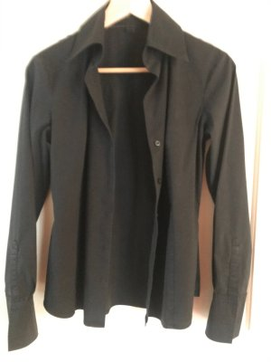 Esprit Hemd Bluse - schwarz - Größe 36