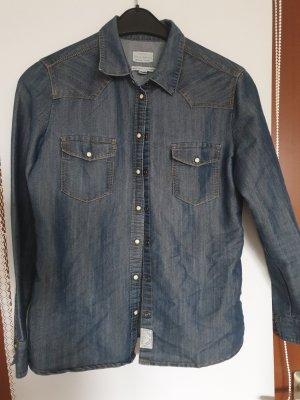 Esprit Hemd dunkelblau