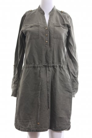 Esprit Robe chemise gris clair style décontracté