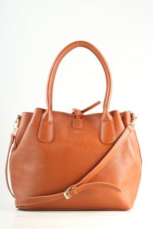 Esprit Torebka z rączkami brązowy W stylu biznesowym