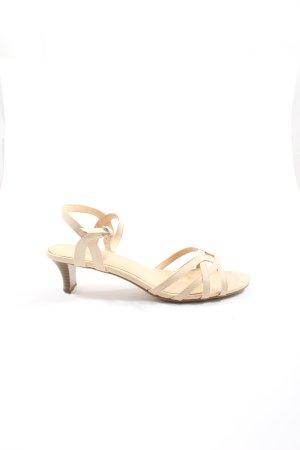 Esprit High Heel Sandaletten creme Elegant