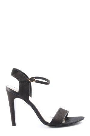 Esprit High Heel Sandaletten schwarz Business-Look