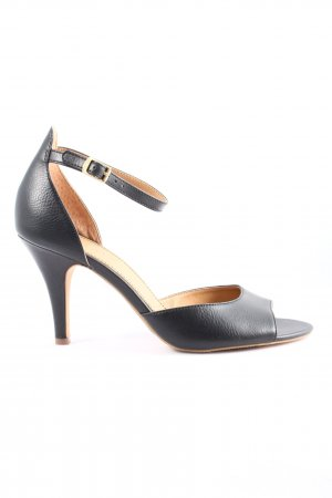 Esprit High Heel Sandaletten schwarz Business-Look
