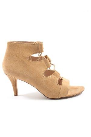 Esprit High Heel Sandaletten braun Elegant