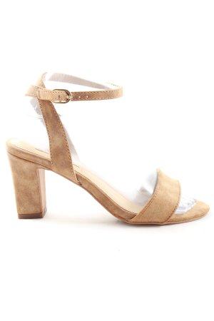 Esprit High Heel Sandaletten nude Business-Look