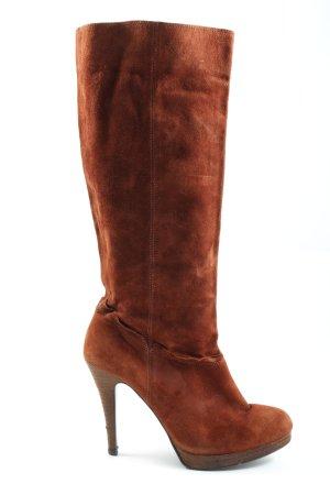 Esprit High Heel Stiefel braun Casual-Look