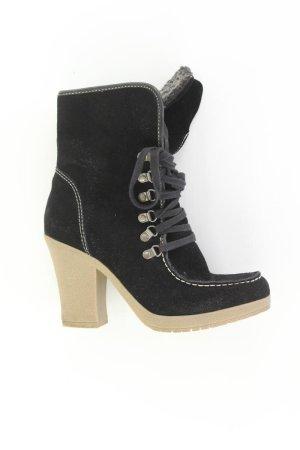 Esprit High-Heel Stiefel Größe 40 schwarz