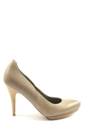 Esprit High Heels cream casual look
