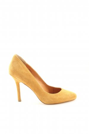 Esprit High Heels hellorange Business-Look