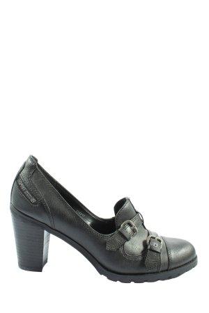 Esprit High Heels schwarz Casual-Look