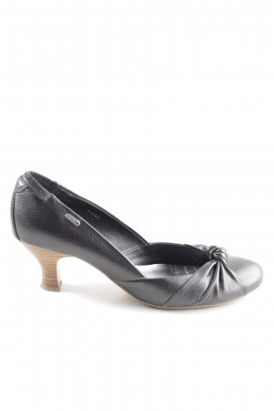 Esprit High Heels schwarz Casual-Look