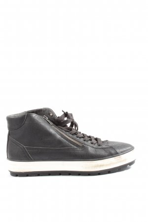 Esprit Zapatillas altas negro look casual