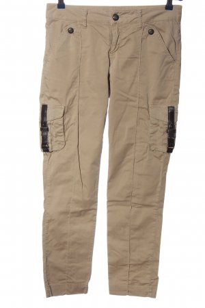Esprit High Waist Trousers brown casual look