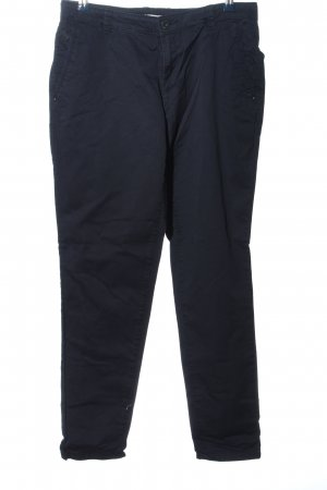 Esprit High-Waist Hose blau Business-Look