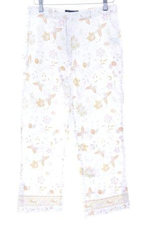 Esprit Hoge taille jeans dierenprint romantische stijl
