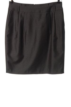 Esprit High Waist Skirt light grey business style
