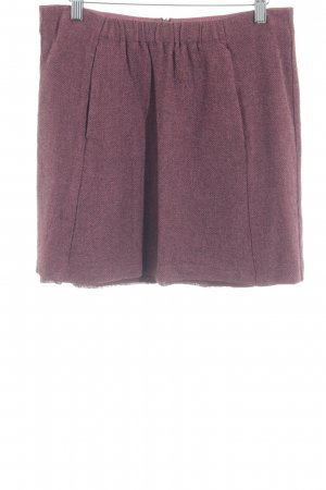 Esprit High Waist Rock rot Elegant