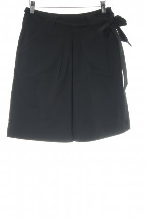 Esprit Jupe taille haute noir style classique