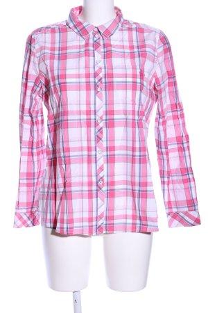 Esprit Koszula w kratę Wzór w kratkę W stylu casual