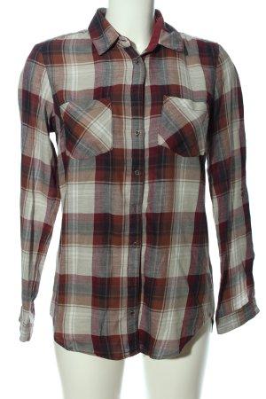 Esprit Houthakkershemd geruite print casual uitstraling