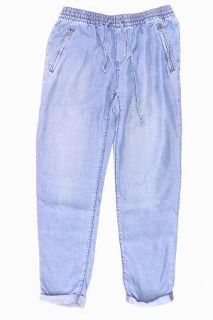 Esprit Hose blau Größe 26 30