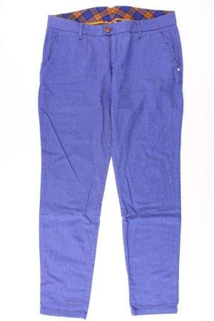 Esprit Hose blau Größe 38